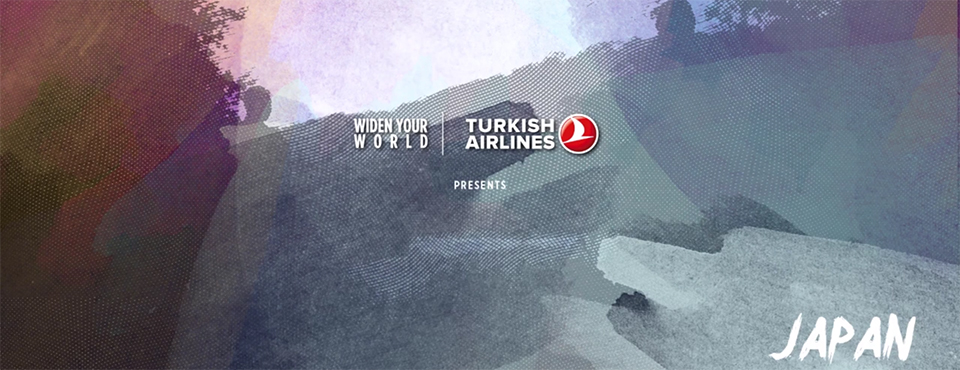 TURKISH AIRLINES / Delightful Stories / Paul Martin Endless Journey‬‬